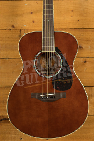 Yamaha LS6 ARE - Dark Tinted Electro/acoustic with Hard Bag