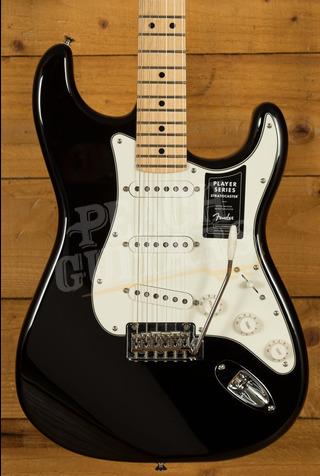 Fender Player Series Strat Maple Neck Black
