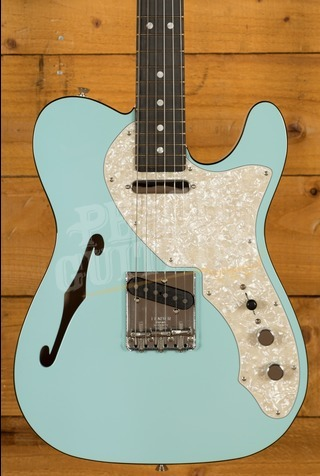 Fender - Limited Edition Two Tone Telecaster - Daphne Blue