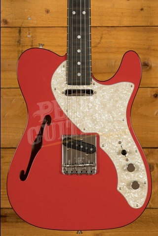 Fender - Limited Edition Two Tone Telecaster - Fiesta Red