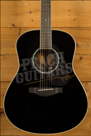 Yamaha LL6 ARE Black Electro/acoustic with Hard Bag