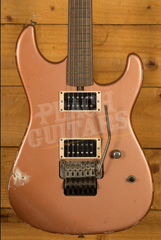 Friedman Cali Copper Aged Rosewood