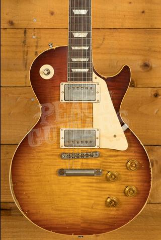 Gibson Custom Murphy Lab 1959 Les Paul Standard Reissue Slow Iced Tea Fade - Heavy Aged