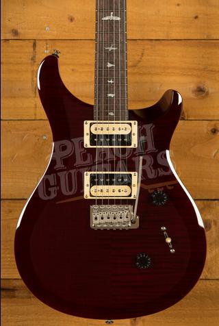 PRS SE Custom 24 - Black Cherry