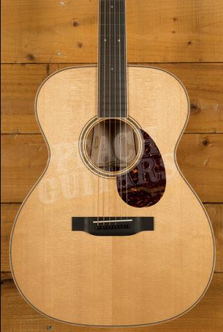 CF Martin Custom Shop 000-14 VTS Mahogany 3P Big Leaf Flamed Maple