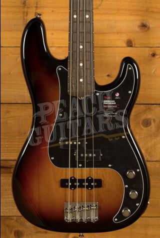 Fender American Performer Precision Bass Rosewood Fingerboard 3TSB