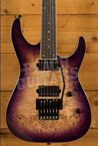 ESP LTD M-1000 BP Purple Natural Burst