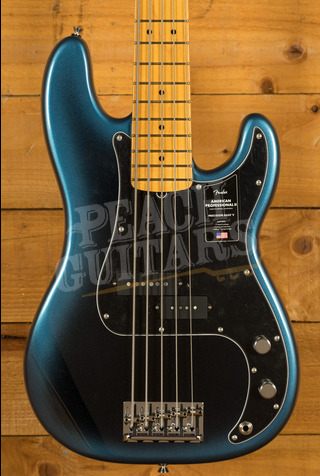 Fender American Professional II Precision Bass V Dark Night Maple