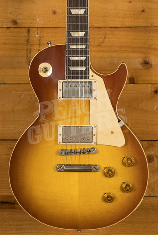 Gibson Custom 1958 Les Paul Standard Reissue VOS Iced Tea Burst