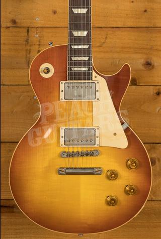 Gibson Custom 1958 Les Paul Standard Reissue VOS Washed Cherry Sunburst