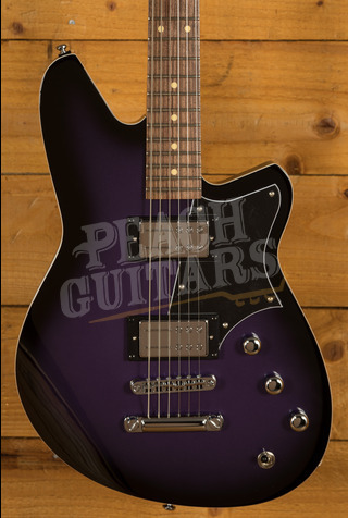 Reverend Descent RA - Purple Burst