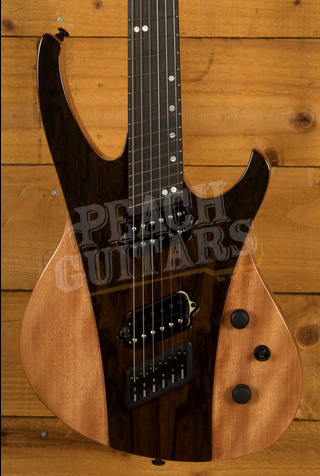 Ormsby Futura GTR 6 Natural Ziricote Top