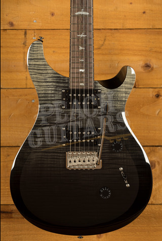 PRS SE Ltd Edition Custom 24 Charcoal Fade