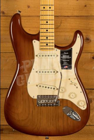 Fender American Professional II Stratocaster Sienna Sunburst Maple