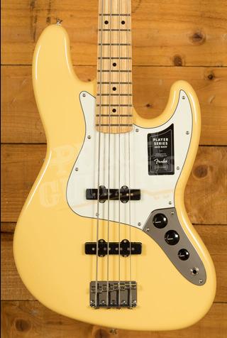 Fender Player Series Jazz Bass Maple Neck Buttercream