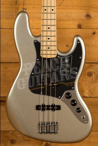 Fender 75th Anniversary Diamond J Bass - Platinum