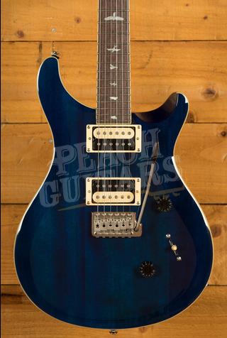 PRS SE Standard 24 - Translucent Blue w/gigbag