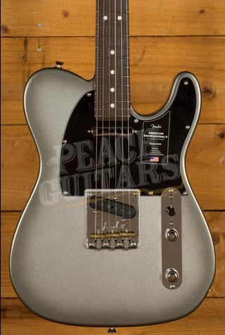 Fender American Professional II Telecaster Mercury Rosewood