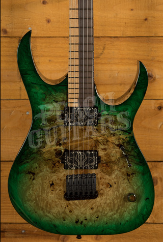 Mayones Duvell Elite 6 Spalted Burl Maple