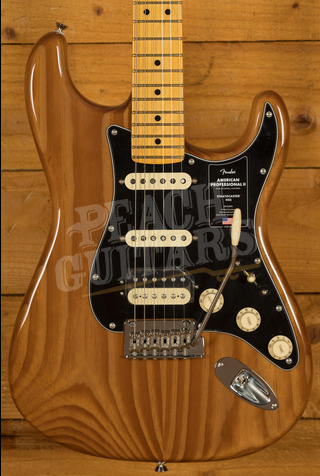 Fender American Professional II Stratocaster HSS Roasted Pine Maple