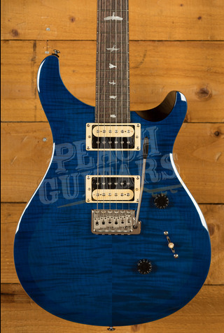 PRS SE Custom 24 - Blue Matteo