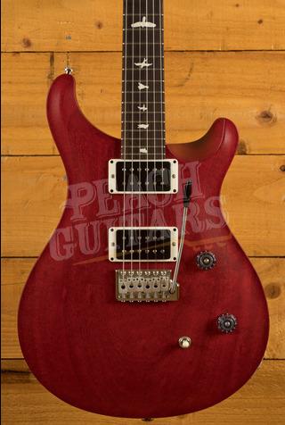 PRS Ltd Edition CE24 Standard Satin Vintage Cherry
