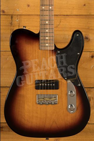 Fender Noventa Tele Pau Ferro 2-Colour Sunburst