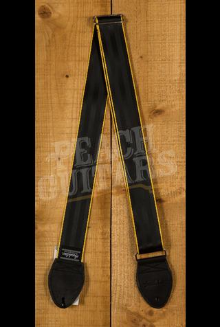 Souldier GS0000YLBK04BK Plain Seat Belt