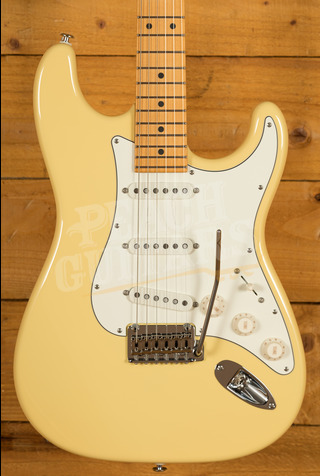 Suhr Classic S - Vintage Yellow SSS