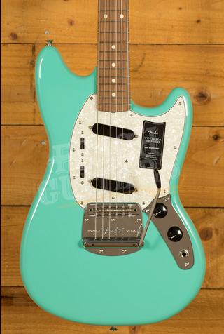 Fender Vintera 60s Mustang Pau Ferro Seafoam Green