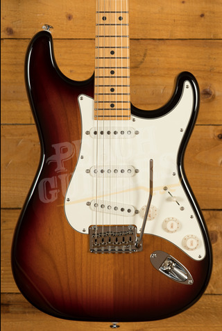 Suhr Classic S - 3 Tone Burst Maple SSS