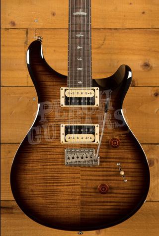 PRS SE Custom 24 - Black Goldburst 2021
