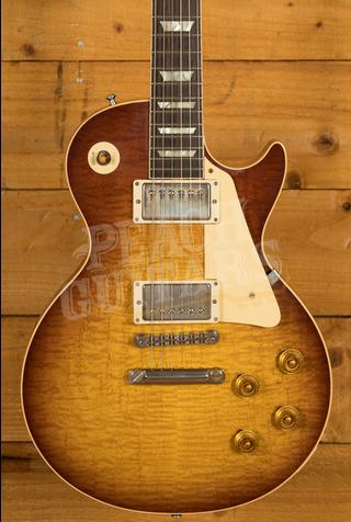 Gibson Custom 59 Les Paul Standard Iced Tea Burst VOS