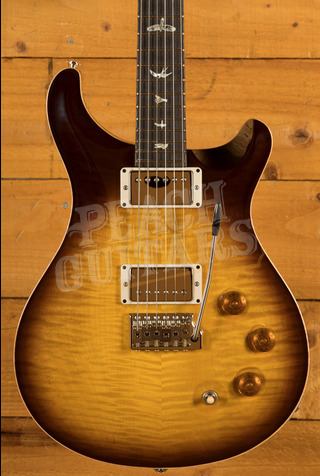 PRS DGT McCarty Tobacco Sunburst Birds