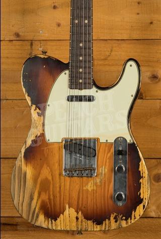 Fender Custom Shop '63 Tele 2019 LTD SFA 3TSB