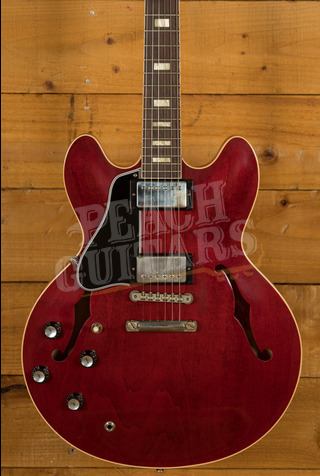 Gibson Custom 1964 ES-335 Reissue VOS 60s Cherry - Left Handed