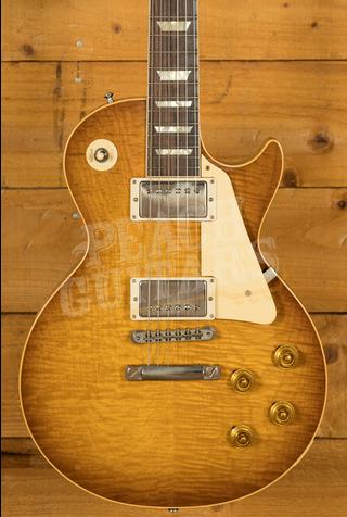 Gibson Custom Murphy Lab HP Top 58 Les Paul Dirty Lemon Burst Ultra Light Aged
