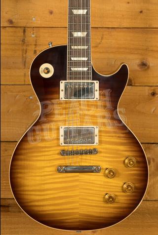 Gibson Custom 60th Anniversary 59 Les Paul Handpicked Top Kindred Burst