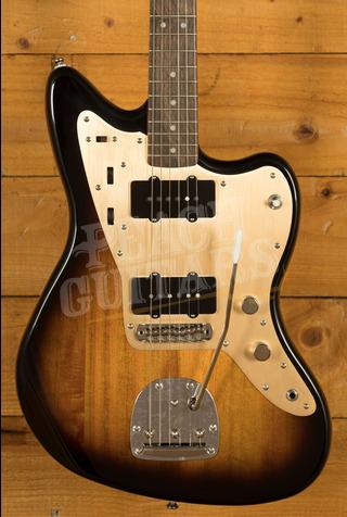 Squier FSR Classic Vibe Late 50s Jazzmaster Laurel 3 Tone Sunburst