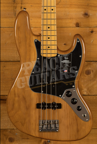 Fender American Professional II Jazz Bass Roasted Pine Maple