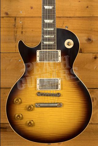 Gibson Custom 60th Anniversary 59 Les Paul Handpicked Top Kindred Burst Left Handed