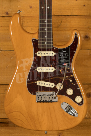 Fender American Ultra Stratocaster Rosewood Aged Natural *B Stock*