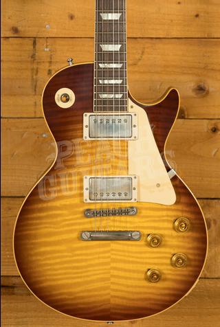 Gibson Custom Murphy Lab HP Top 59 Les Paul Royal Teaburst Ultra Light Aged