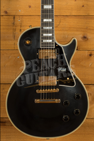 Gibson Custom '57 Les Paul Custom Ebony VOS