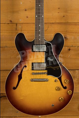 Gibson Custom '59 ES-335 Reissue w/61 Dot Neck Vintage Burst VOS