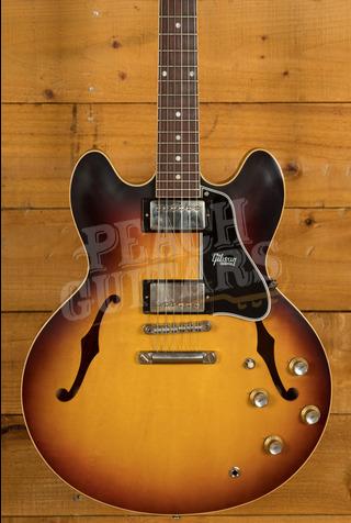 Gibson Custom '64 ES-335 Reissue w/59 Dot Neck Vintage Burst VOS