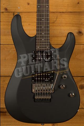 Schecter C-6 FR Deluxe Satin Black