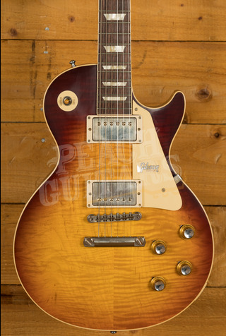 Gibson Custom 60th Anniversary '60 Les Paul V3 VOS Washed Bourbon Burst