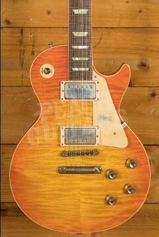 Gibson Custom 60th Anniversary '60 Les Paul V2 VOS Orange Lemon Fade