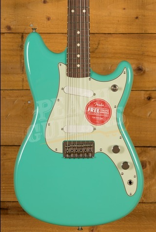 Fender Player Series Duo-Sonic Sea Foam Green